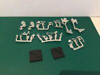 Heresy Miniatures Metal Crouching & Leaping Lurkers Unused