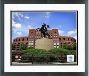 "Florida State Seminoles Doak Campbell Stadium Photo (Size: 12.5"" x 15.5"") Framed"