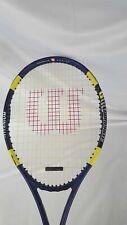 "Wilson G11o Graphite Series Tennis Racket, 27"", 4 1/4"""