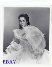 Elizabeth Taylor Raintree County RARE Photo