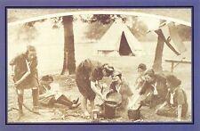 Nostalgia Postcard Girl Guides 1922 Reproduction Card NS40