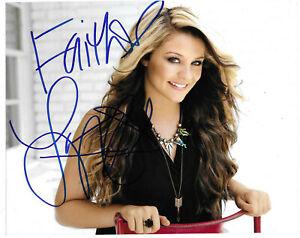 Lauren Alaina Authentic Signed 8x10 Photo Autograph, American Idol, Singer
