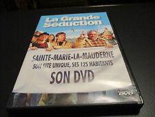 """DVD """"LA GRANDE SEDUCTION"""" film Canadien de Jean-Francois POULIOT"""