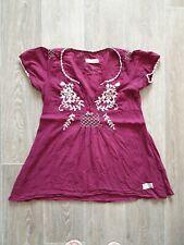 Odd Molly blusa camisa No. 327-fucsia-punta Lace talla 0/XS-Rosa