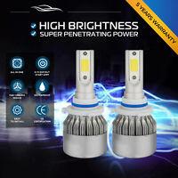 1400W 210000LM 9006 HB4 LED Conversion Headlight Kit Xenon White 6000K Bulbs