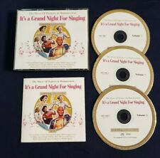 Cast Recording - It's A Grand Night For Singing:(ESSENTIAL COLLECTION) 3 CD~USED