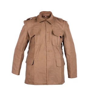 WW1 British Service Dress SD Tunic - Reproduction (Small - 38 inch) n007
