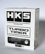 HKS Type 0 Turbo Timer Electronics Technology White For Skyline WRX STI Evo etc