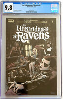 An Unkindness Of Ravens #1 CGC 9.8 Boom! 2020