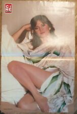 Clippings cuttings - VICTORIA  PRINCIPAL #N-0018 -13 pages 1 poster #04