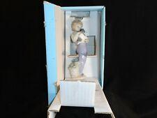 "Lladro ""My Buddy"" #7609 Figure: Mint in Original Box - Collector's Society 1989"