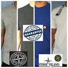 STONE ISLAND SHORT SLEEVE CREW NECK T-SHIRT
