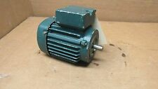 KUENLE ELEKTROMOTOREN 0.25KW 1/3HP ELECTRIC MOTOR  220-230/380-400V 1370RPM