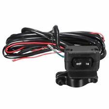Handlebar Control Line Winch Rocker Switch Handlebar Control Warn RS 202
