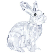 RABBIT MOTHER - ADORABLE SITTING BUNNY CLEAR 2017 SWAROVSKI CRYSTAL   5266232