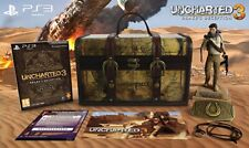 UNCHARTED 3 EXPLORER COLLECTOR'S EDITION PS3 PAL