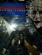 Neca Reel Toys Hellraiser Series 3 Hell on Earth Pinhead New Sealed Doug Bradley