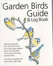 AA Garden Bird Guide Book / Summer Guide & Log Books for Nature Walks