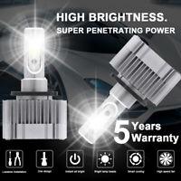2pcs D1S / D3S LED Car LED Headlight Conversion Kit Anti-fog 110W 26000LM 6000K