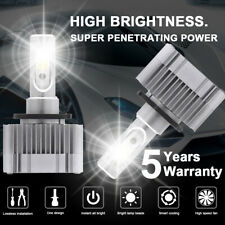 2pcs D1S / D3S LED Car LED Headlight Conversion Kit Anti-fog 110W 26000LM 6000K