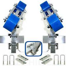 ANGEBOT! 2x Pendel Abrollvorrichtung Swinger-PRO blue Line Ø120 - Polyurethan!