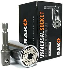 RAK Universal Socket Grip Multi-Function Ratchet Wrench Power Drill Tool Gift