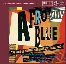 The Lonnie Smith = John Abercrombie Trio - Afro Blue Japan Venus Records SACD CD