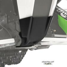 Arctic Cat Snowmobile Black Front Skid Plate - 2012-2018 ZR F XF M - 5639-745