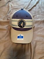 Basketball Minnesota Timberwolves Adjustable Kids Hat NBA Mesh New Fan Favorite