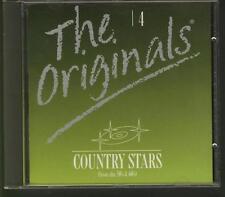 ORIGINALS COUNTRY STARS CD Glen Campbell Charlie Rich Bobbie Gentry Don Gibson
