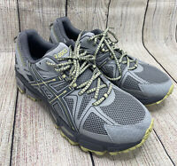 ASICS Gel Kahana 8 Sneakers Athletic Running Shoes Grey Womens T6L5N Size 10.5