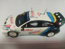 Ford Focus WRC Martin Scalextric
