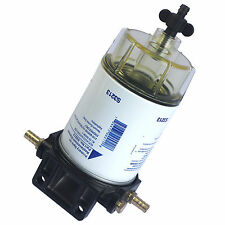 """Water Separating Fuel Filter 3/8"""" NPT System S3213 New For Marine Motor outboard"""