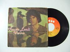 """Fausto Leali – Vierno - Disco Vinile 45 Giri 7"""" Stampa ITALIA 1977"""