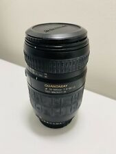 Quantaray AF 70-300mm 1:4-5.6 LD Tele-Macro lens (1:2) for Nikon