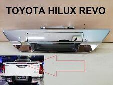 TOYOTA HILUX REVO Camera PARTS REAR TAILGATE PICKUP HANDLE DOOR CHROME 2015-18