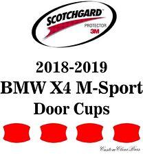 3M Scotchgard Paint Protection Film Clear Pre-Cut 2018 2019 BMW X4 M-Sport