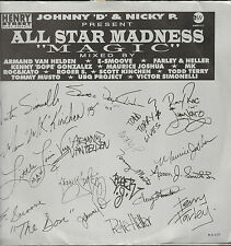 JOHNNY D & NICKY P - All Star Madness - 1996 - Atlantic - 7567-92705-1 - Usa