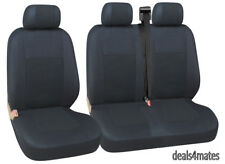 RENAULT MASTER TRAFIC  FABRIC SEAT COVERS  QUALITY NEW