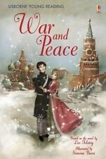 War and Peace (Young Reading Series Three)-ExLibrary