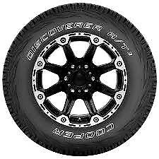 Set 4 New LT265/75R16 E 10PLY COOPER DISCOVERER AT3 PN#90000002723