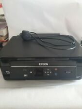 Epson Expression XP-342 WiFi Printer Scan & Copy All-in-One - Tested & Working