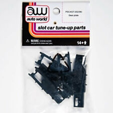 Auto World 4Gear Chassis Tuneup Parts Gear Plate Ho Slot Car PSC4G-002