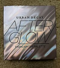 New Urban Decay Afterglow Highlighter Palette LE HTF Discontinued