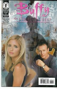 BUFFY THE VAMPIRE SLAYER (1998) #32 - Photo Cover - Label On Cover Back Issue