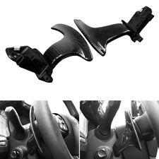 Carbon Fiber Car Steering Wheel Shift Paddle DSG Paddles for Infiniti Q50 Q50L
