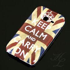 Samsung Galaxy Ace Duos S6802 Hard Case Hülle Cover Etui Keep Calm Carry ON