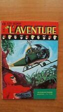 LES HEROS DE L'AVENTURE mensuel n° 39