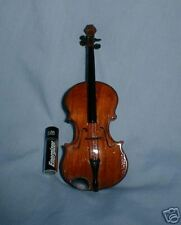 Stradivarius Violin - Rare Miniature Replica Model NEW