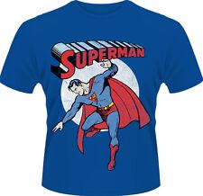 Superman - Vintage Image-Dc Originals T-Shirt Homme / Man - Taille / Size XXL